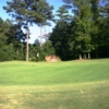 View of the 18th green at Bear Creek Golf Club