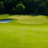 A view from a fairway at Cobble Hills Golf Club