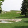 A view from fairway #10 at Magrath Golf Club