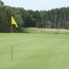 View of a green at Pennyrile Forest State Park Resort