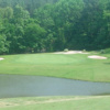 View of a green Barren River Lake State Resort Park Golf Course