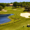 A view of the 18th fairway at Red Tail Golf Club