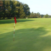 A view of the 8th hole at Pine Grove Golf Course