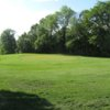 View of a green at Hardwood Hills Golf Course
