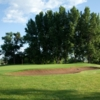 A view of a green at Rapid City Elks Golf Course