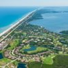 Aerial view of the Aquarina Country Club