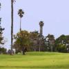A view of a fairway at Salinas Fairways Golf Course