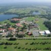 Aerial view of Abbey Course At St. Leo University (Frank Mezzanini)