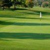 A view of the 3rd hole at PrairieView Golf Club