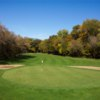 A view of a green at Lake Carroll Golf Course