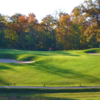 A fall view from Lake Carroll Golf Course