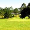 A sunny day view from Holly Hills Country Club