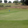A view of a green at Blue from Mountain View Golf Course