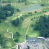 Aerial view from Scovill Golf Club