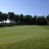 A view from the right side of a fairway at eQuinelle Golf Club
