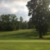 A view of the 18th hole at Golf Club of West Virginia