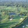 Aerial view from Grantwood Golf Course