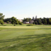 A view of a hole at Sweet Water Golf Course