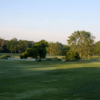 A view of a fairway at Sweet Water Golf Course
