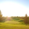 A sunny day view from Raymond Golf Course