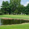 A view of a green at Hooper's Landing Golf Course