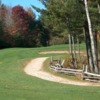 A view of the 15th fairway at Glacier Wood Golf Club