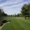 A view from a tee at Glencoe Country Club