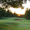 A view of a fairway from Sugarbrooke Golf Course at Sugar Lake Lodge