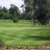 A view of a green at Ridgewood Golf Course