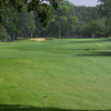 A view of a fairway at Shiloh Park Golf Course