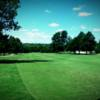 A view of fairway #2 at Guthrie Golf & Country Club