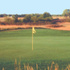 A view of a hole at Prairie View Golf Club