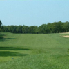 A view from the 1st tee at Sandwich Hollows Golf Club