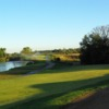 A view of the 18th fairway at Acorns Golf Links