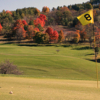 A view of the 8th hole at Highlands Golf Club from Fisher Mountain