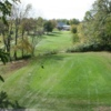 A view from tee #9 at Kokomo American Legion Golf Course