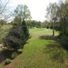A view from the 17th tee at Kokomo American Legion Golf Course