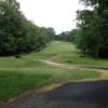 A view of a tee at Preakness Valley Golf Course