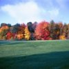 A fall view from Viking Meadows Golf Club