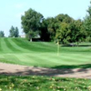 A view of a green at Rum River Hills Golf Club