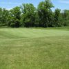 A view of hole #16 at Pierce Lake Golf Course