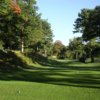 A view from the 1st tee at Guilford Lakes Golf Course