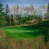 A view of a green at Bell Bay Golf Club