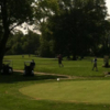 A view of the practice area at Madison Country Club