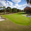 A view of a hole at Championship Course from Plantation on Crystal River