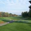 A view from the 1st tee at Armitage Golf Course