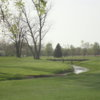 A spring view from Hickory Hills Golf Club