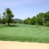 A view of a green at Mountain View Golf Club