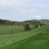 A view of fairway #10 and #18 at Lake St. Catherine Country Club