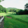 A view from Mississippi National Golf Links